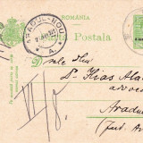 CARTE POSTA STAMPILA AV.GHEORGHE COSMA HALMAGIU, PT. DR.ALADAR ILIAS ARADUL NOU 1931-CPRO 106