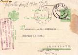 CARTE  POSTALA STAMPILA  MAG BEIUS CONSTANTIN LAZARESCU PT.ADAM REIMHOLZ ARADUL NOU1930-CPRO132