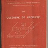 (C429) CULEGERE DE PROBLEME, MATEMATICA IN GIMNAZIU SI LICEU, COORD. VOLUM DR. BUCUR B. IONESCU - Culegere Matematica