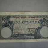 Bancnota 100000 lei 1 aprilie 1946/2 - Bancnota romaneasca