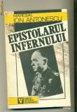 Maresal Ion Antonescu  Epistolarul Infernului