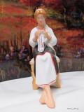 Bibelou portelan Ruxandra