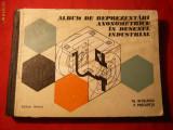 Desen Industrial - Album de Reprezentari Axonometrice
