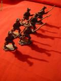 Set 6 Soldati Plumb - F.Vechi , h= 5,6 cm