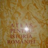 Atlas pentru Istoria Romaniei - Ardeleanu Ion, Berciu Dumitru, Matei Gheorghe, Cupsa Ion
