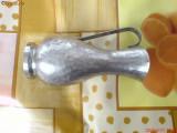 Cana (carafa) cupru frumos, zincat .