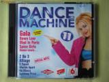 DANCE MACHINE 11/1997 - C D Original ca NOU, CD