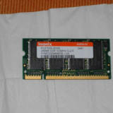 DDR1pt laptop 256 MB PC2700 333MHz Hynix