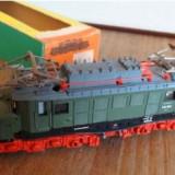 Locomotiva Electrica TT E 94065 - RARITATE MODEL '70 - Macheta Feroviara