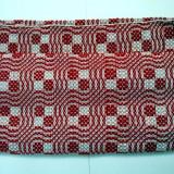 Covor din lana tesut manual 267 x 72 cm - Covor vechi