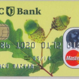 Card bancar CEC BANK 5