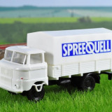 Macheta camion IFA, 1:87 - Macheta auto