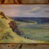 Tablou PICTURA in Ulei Semnat MACHEI SONIA - Pictor roman, Peisaje, Realism