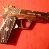 Bricheta Pistol Metalica - 12, 5 x 9 cm - Bricheta Zippo