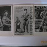 3 FOTOGRAFII FITNESS DIN ANII 70 - Fotografie, Sport, America de Nord