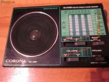 Radio portabil multibanda, Analog
