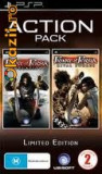 ACTION PACK  Prince of Persia Rival Swords + Prince of Persia Revelation PSP