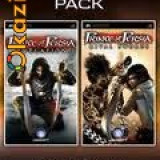 ACTION PACK Prince of Persia Rival Swords + Prince of Persia Revelation PSP - Jocuri PSP Ubisoft, 16+
