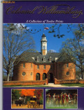 Set 12 carti postale ilustrate Colonial Williamsburg