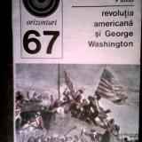 Revolutia  Americana si George Washington