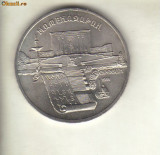 Bnk mnd rusia URSS 5 ruble 1990 - erevan