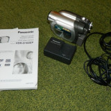 Camera video Panasonic VDR D-160, 2-3 inch, DVD