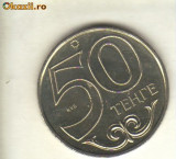 Bnk mnd kazahstan 50 tenge 2000 unc