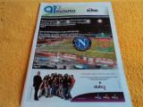 Program fotbal NAPOLI - LIVERPOOL 21.10.2010