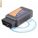 INTERFATA TESTER DIAGNOZA auto obd2 ELM 327 BLUETOOTH