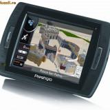 Gps Prestigio GeoVision 150.toate hartile+toate accesorile.in cutie nefolosit decat o data incarcat ca sa vad cum e
