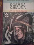A.I.ODOBESCU -DOAMNA CHIAJNA, A.I. Odobescu