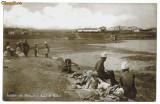 2210 - TECHIRGHIOL, Constanta, Baile de namol - old postcard - used - 1916