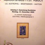 Catalog de Licitatie H D Rauch - Colectii Austrophil