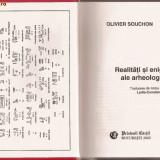 Realitati si enigme ale arheologiei - Olivier Souchon - Istorie
