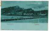 10004 - 5724 KOBLENZ, Litho, Germany, Germania - old postcard - used - 1898, Circulata, Printata