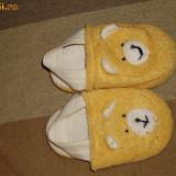 PAPUCI COPIL CU ELASTIC - Papuci copii