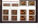 Romania L1085.4x Reprod de arta-Corneliu Baba  1983 bloc 4