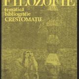 FILOZOFIE - TEMATICA BIBLIOGRAFIE CRESTOMATIE - Filosofie