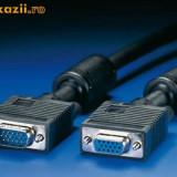 Cablu vga (mufe tata-tata) - Cablu PC