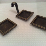 Frumos set, marcat 388 - Metal/Fonta