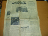 Ziar Informatia  16 07 1955 Banda desenata Nel Cobar Intamplarile lui Mitica