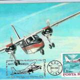 Ilustrata maxima aviatie - avion BN2