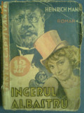 Ingerul albastru-Heinrich Mann