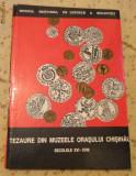 Carte Tezaure din muzeele Chisinaului