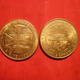 2 Medalii -Notre Dame de Paris 2000 si 2008