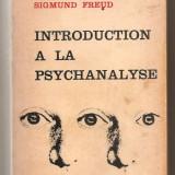 (C691) INTRODUCTION A LA PSYCHANALYSE DE SIGMUND FREUD