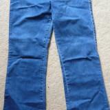 Blugi de dama/femei, marca Peppeto Jeans, marime XS, REDUSI ACUM!, 34, Lungi, Albastru