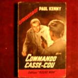 Commando Casse-cou - Paul Kenny (1969)