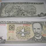 CUBA 2008 - 1 PESO - UNC