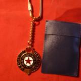 Brelocul Echipei Fotbal Partizan Belgrad